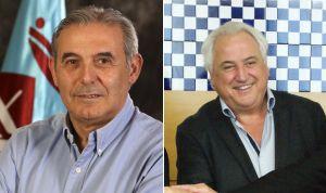 Cara a cara: dos médicos alcaldes catalanes, a favor y en contra del 1-O