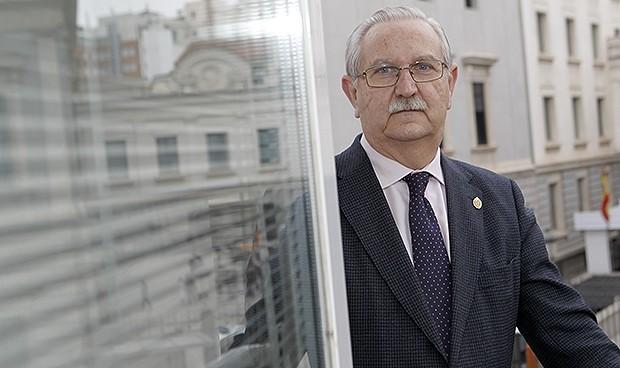 Serafín Romero, asesor técnico adscrito a la Consejería de Salud andaluza