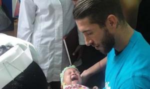 Sergio Ramos la vuelve a liar en Instagram con un zaska a los antivacunas