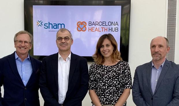 Sham y Barcelona Health Hub, juntos por la transformación digital en salud