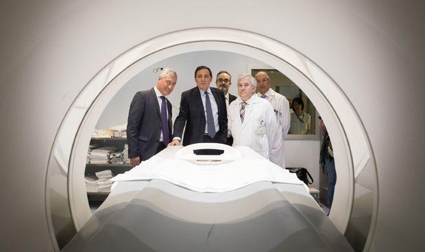 Siemens instala en el Río Hortega el escáner más potente de la pública