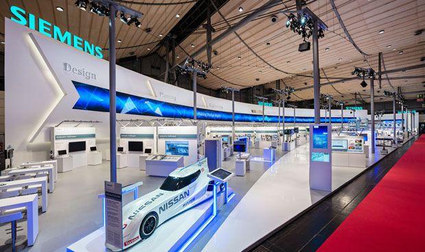 Siemens presenta el 'gemelo digital' para facilitar tareas de la industria