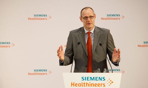 Siemens saca a bolsa Healthineers, valorada en 40.000 millones de euros