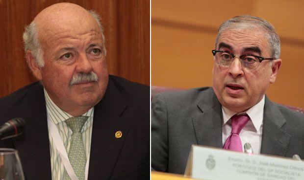 Siete medidas centran la 'artillería' sanitaria de PP y PSOE en el Senado