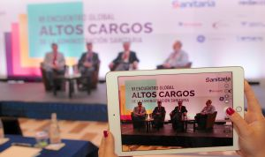 Sigue online el Encuentro de Altos Cargos de la Administración Sanitaria