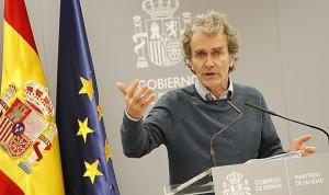 """Simón: """"Un rebrote similar al vivido es posible en algunas zonas de España"""""""