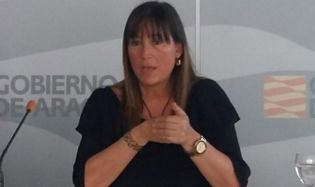Aragón tiene una nueva consejera de Sanidad
