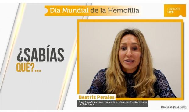 Sobi lanza #juntosmasfuertes para empoderar a los pacientes de hemofilia