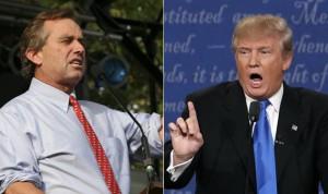 Sobrino de JFK, antivacunas y candidato a una comisión sanitaria de Trump