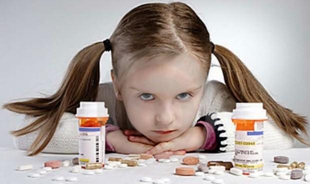 Solo 1 de 14 antidepresivos es apto para menores