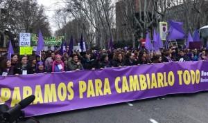 Solo cuatro sindicatos médicos y enfermeros se suman a la huelga del 8M