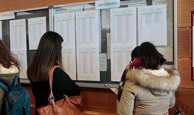 Solo dos facultades de Enfermería hacen 'pleno' de aprobados en el EIR 2018