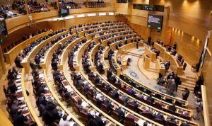 Solo dos senadores votan en contra de la candidatura de Barcelona a la EMA