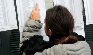 Solo el 77% de los admitidos al EIR se presentaron al examen