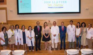 Son Llàtzer, premiado por la excelencia de su terapia de bomba de insulina