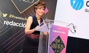 """Sonsoles Ónega: """"Estos premios visibilizan el talento femenino en sanidad"""""""