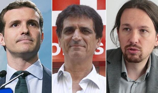 Subida salarial a médicos y 35 horas, a la agenda de PP y Podemos