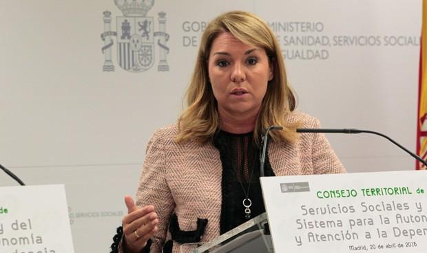 Susana Camarero pide un pacto nacional por los Servicios Sociales