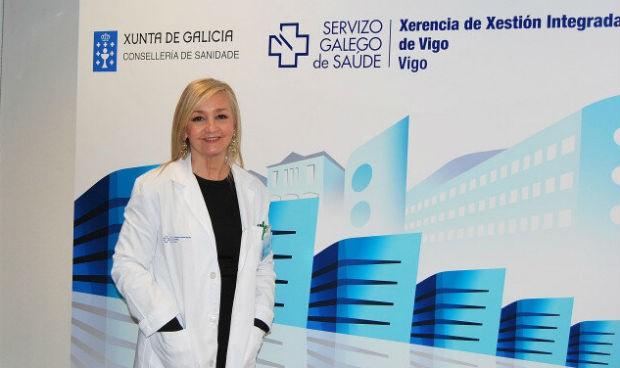 Susana Cerqueiro, nueva directora de Procesos Asistenciales de Vigo