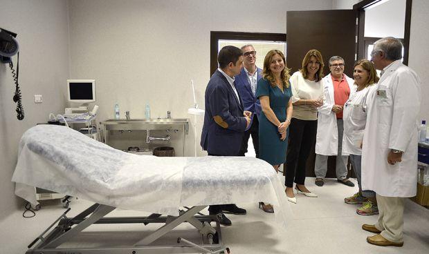 """Susana Díaz: """"La Atención Primaria va a tener especial importancia"""""""