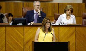 Susana Díaz pone cifra a la OPE en sanidad: 3.353 plazas para 2017