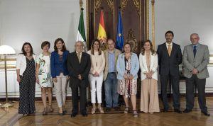 Susana Díaz promete sumar 1.500 profesionales de AP antes de 2019