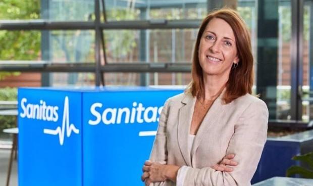Susana Quintanilla, nueva CIO de Sanitas y Bupa en Europa y América Latina
