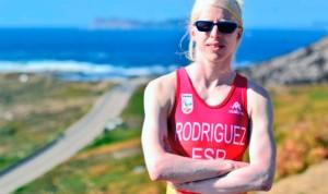 Susana Rodríguez, la triatleta paralímpica que compitió en el MIR 2016