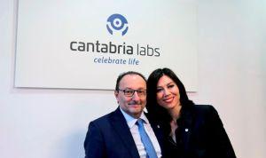 Susana Rodríguez Navarro, nueva CEO de Cantabria Labs