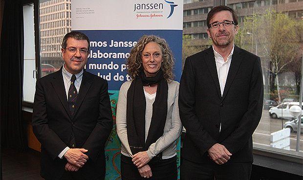 Janssen presenta un tratamiento duradero de pastilla única diaria para VIH