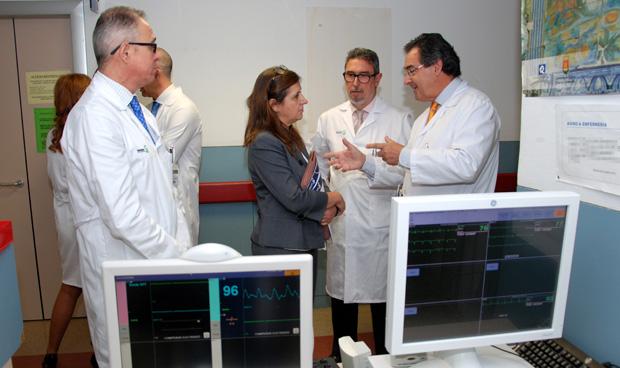 Talavera mejora la telemetr�a de pacientes cardiopulmonares