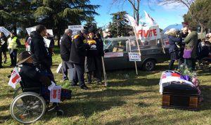 Talidomida: el Gobierno quiere retener el IRPF de las indemnizaciones