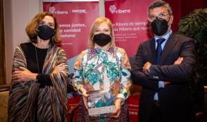 """Tarazona destaca la """"entrega"""" de los sanitarios de Ribera ante el Covid"""