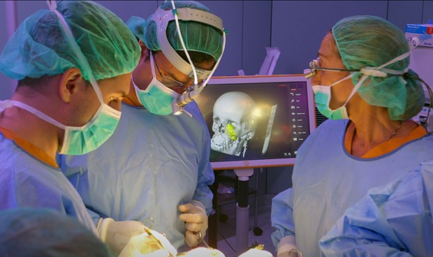 Técnicas 3D permiten diseñar prótesis maxilofaciales personalizadas