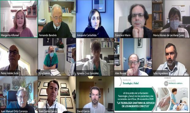 Tecnología sanitaria: clave en el abordaje del ictus incluso sin síntomas