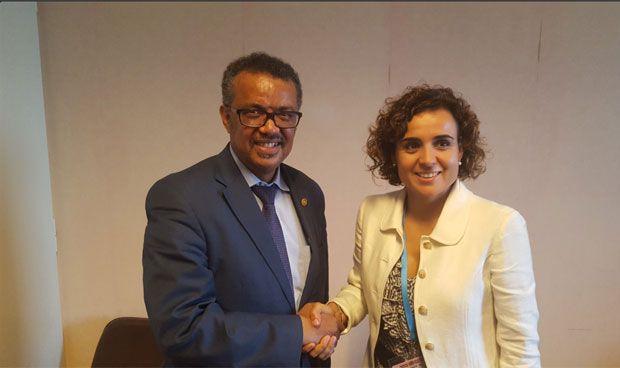 Tedros Adhanom Ghebreyesus, nuevo director general de la OMS