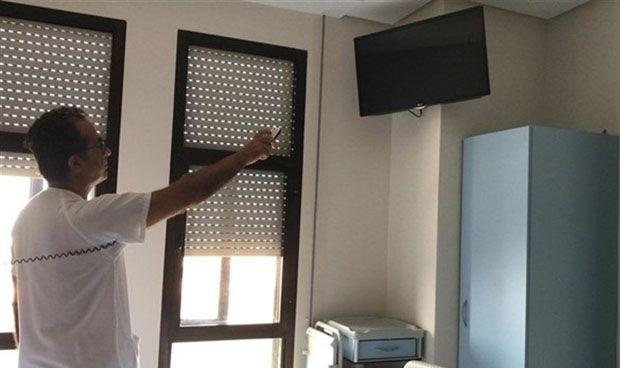 Televisión gratuita en el hospital: un ahorro de 24 euros por paciente