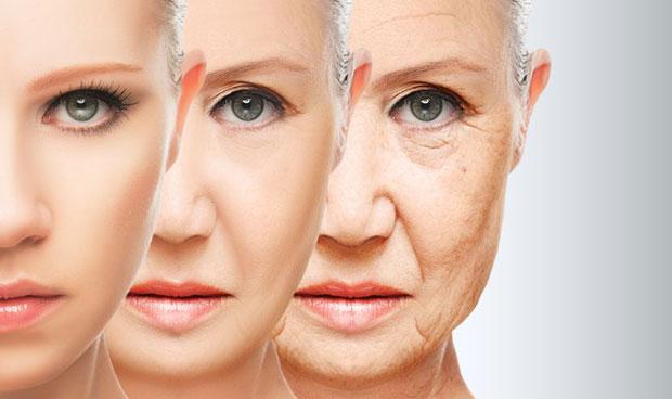 Tener acné retrasa el envejecimiento de la piel