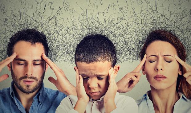 Tener familiares con TDAH hace más fácil que persista en la edad adulta