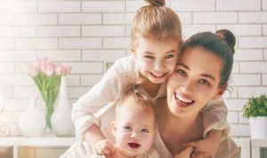 Tener hermanos mayores acarrea conductas problemáticas en los pequeños