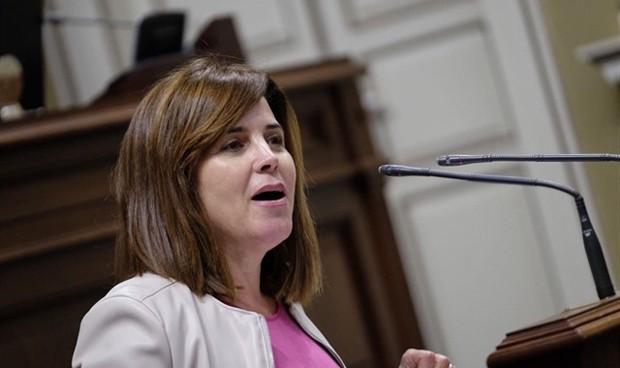 Teresa Cruz, nombrada nueva consejera de Sanidad en Canarias