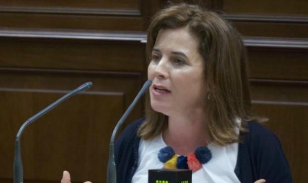Teresa Cruz, nueva consejera 'oficiosa' de Sanidad en Canarias