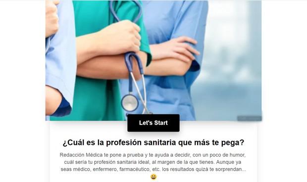 TEST | ¿Cuál es tu trabajo ideal en sanidad según tu personalidad?
