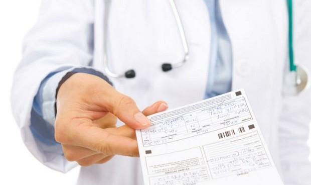 """""""¿Tiene validez legal una receta médica hecha sobre un folio blanco?"""""""