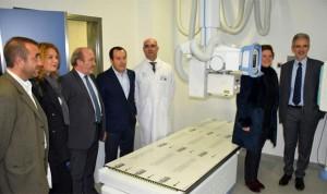 Todo a punto para el traslado al nuevo Hospital de la Serranía de Ronda