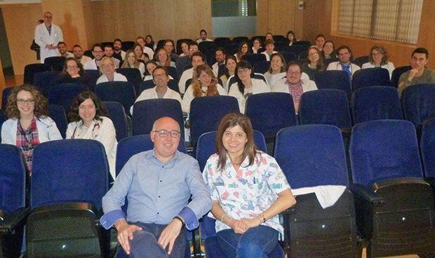 Todo MIR, EIR y FIR de Sant Joan se formará en humanización en paliativos