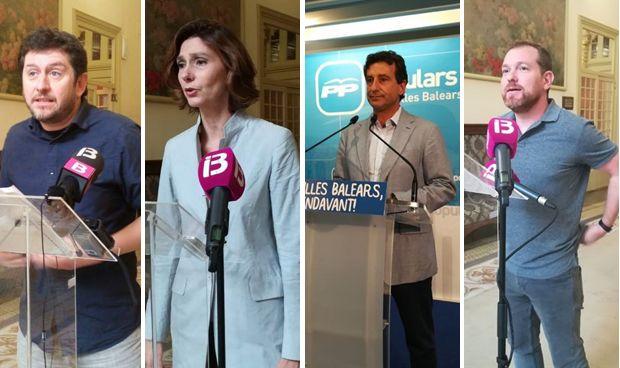 """Todos menos el PP ven """"cerca"""" el acuerdo para el decreto catalán en sanidad"""