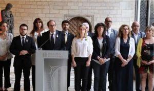 Torra agradece la labor de los sanitarios en los atentados de Barcelona