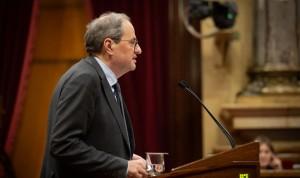 Torra propone 900 millones más para sanidad y una OPE de 600 plazas