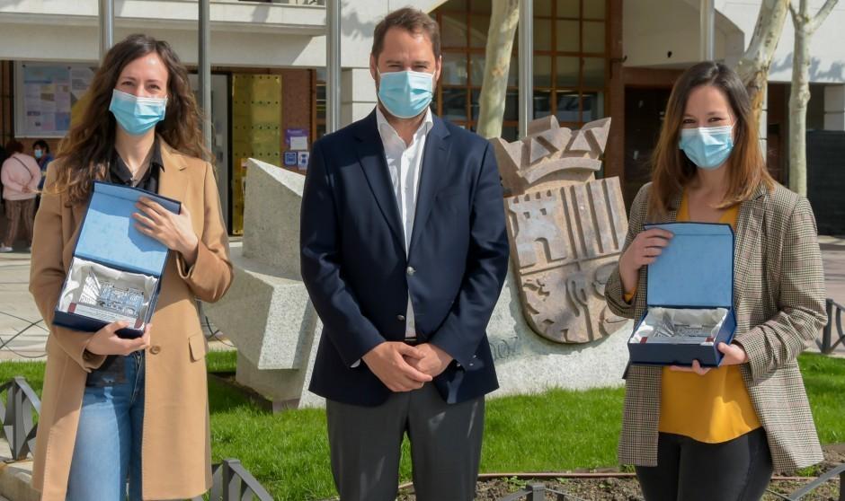 Torrejón reconoce a las enfermeras premiadas en los Sanitarias 2021